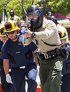 Los Angeles County Hall of Administration Active Shooter Training Drill