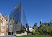 Oxford University Middle East Centre by Zaha Hadid Architects for Frener & Reifer