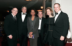 Secretary of State Condoleezza Rice at The Kennedy Center