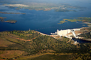 Alqueva dam ? Alentejo. The largest man-made lake in Europe