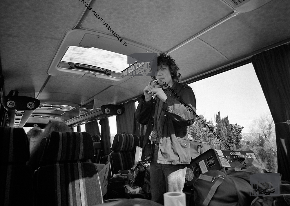 Motorhead Tour photographer Adrian Boot