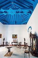 Museo Palacio del Conde Lombillo, Havana Vieja, Cuba.