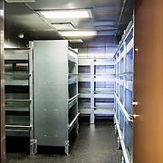 USNS John Glenn - Food Storage
