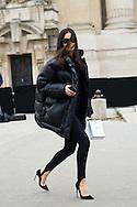 Barbara Martello at Chanel Couture SS2017