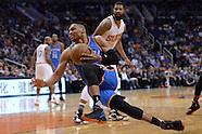 NBA: Oklahoma City Thunder at Phoenix Suns//20160208