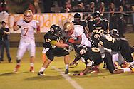 Lafayette High's Brandon Mack (4) vs. Pontotoc in Pontotoc, Miss. on Friday, September 21, 2012. Lafayette High won 41-6.