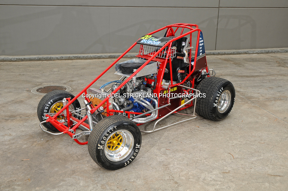 Wingless Sprint Car Setup Image Mag