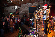 Funky Butt Brass Band Holiday Brasstravaganza 2010 @ Off Broadway in St. Louis