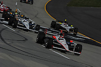 Helio Castroneves, Kentucky Indy 300, Kentucky Speedway, Sparta, KY USA 10/2/2011