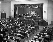1957 - Opening of the Skal International  Congress at the Gresham Hotel, Dublin