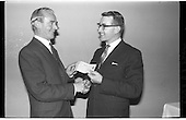 1963 - Presentation To Mr Tom Hennessy.    C281.