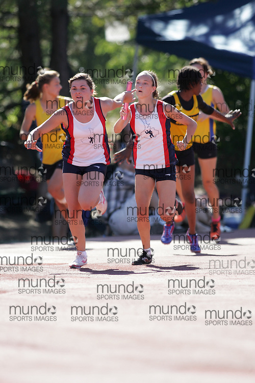 at the 2007 OTFA Supermeet II. The Ontario Track and Field Association Bantam-Midget-Juvenile Championships were held in Toronto from August 3rd to 5th.