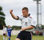 21-07-2012 Cove Rangers v Dundee