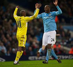 110118 Man City v Leicester City