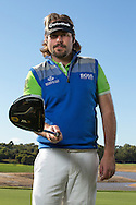 PERTH, AUSTRALIA - FEBRUARY 24:  Victor Dubuisson of France poses ahead of the 2016 Perth International at Lake Karrinyup Country Club on February 24, 2016 in Perth, Australia.  (Photo by Paul Kane/Getty Images)