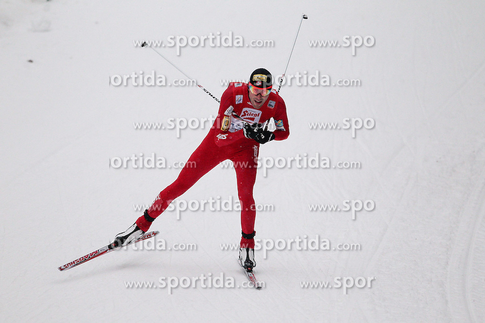 15.12.2012, Nordische Arena, Ramsau, AUT, FIS Nordische Kombination Weltcup, Gundersen, Cross Country, im BildMagnus Moan (NOR) during Cross Country of FIS Nordic Combined World Cup, Gundersen at the Nordic Arena in Ramsau, Austria on 2012/12/15. EXPA Pictures © 2012, EXPA/ Federico Modica