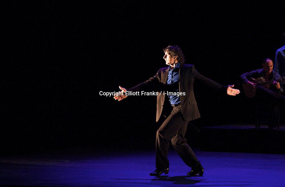 Paco Pena Flamenco Dance Company. Quimeras at Sadler's Wells, London, Great Britain, November 23, 2012.  Photo by Elliott Franks / i-Images..