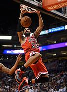 NBA: Chicago Bulls at Phoenix Suns//20121114
