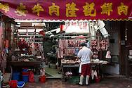 Wan Chai market, Hong Kong