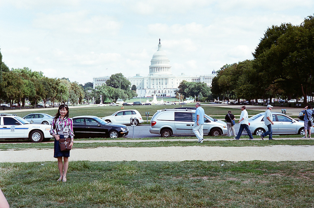 The U.S. Capitol Building in Washington, DC. 2009