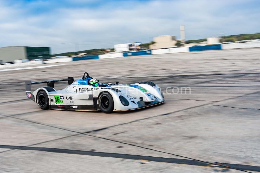 #16 Performance Tech Motorsports Elan DP-02: Patricio O'Ward