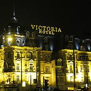 Victoria Hotel, Amsterdam Holland