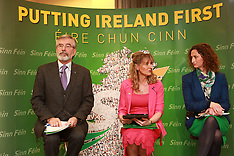 MAY 12 2014 Gerry Adams  European Parliament Elections Launch