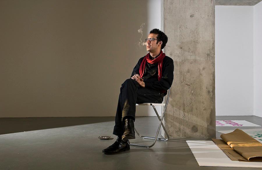 João Onofre, artist