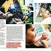"""""""Los hijos del Zika"""", XL Semanal, Spain, July 2016"""