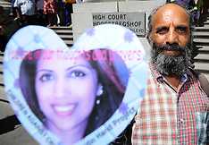 OCT 06 2014 Shrien Dewani murder trial - Day 1