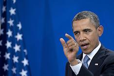 JUNE 19 2013 Barack Obama Berlin Visit