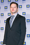 Bobby Steggert at the HRC's Greater NY Gala 2014 held at the Waldorf=Astoria in New York City on Saturday, February 8, 2014. (Photo: JeffreyHolmes.com)