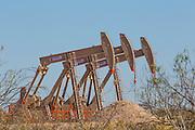 Pumpjack, Asherton, Texas.