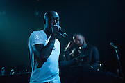 Freddie Gibbs and Madlib at the Metro