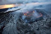 Pu'u 'O'o Crater