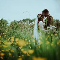 Teepee or Not Teepee? ~ Scott & Alice's Hideaway at Baxby Manor York Wedding