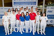 Officials <br /> Lignano Sabbiadoro 06-05-2017 Ge.Tur Complex <br /> Energy Standard Cup 2017 Nuoto<br /> Photo Andrea Staccioli/Deepbluemedia/Insidefoto