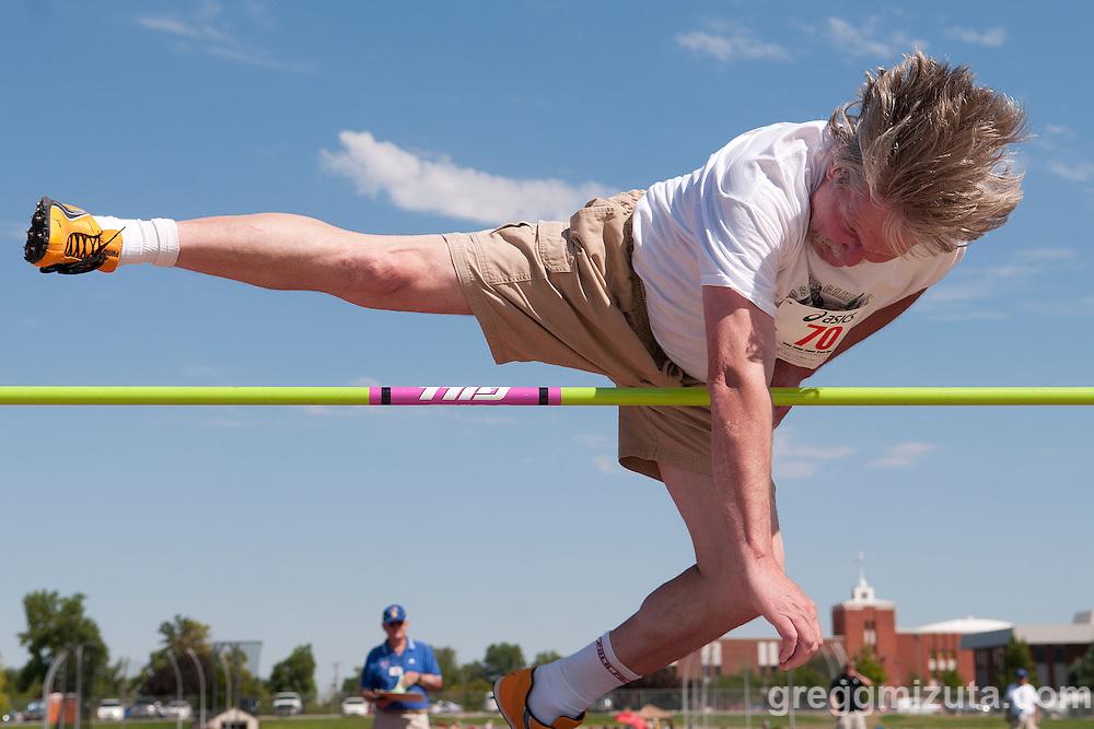 2011 Idaho Senior Games - Rod Soper | Gregg Mizuta