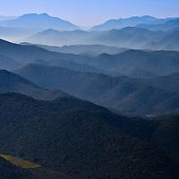 Mountains of the Sierra Gorda, Queretaro Province, Mexico