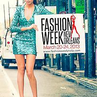 Fashion Week Promo's