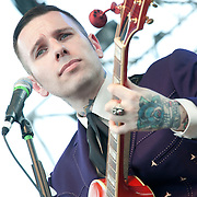 Nick 13 at the Austin City Limits Music Festival, Austin Texas, September 18, 2011.