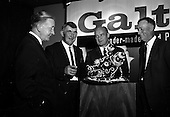 1967 - Galtee Food Products reception at the Intercontinental Hotel