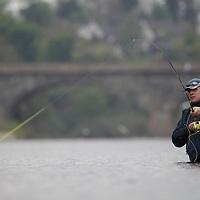 Salmon Fishing, Kelso