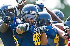 2014 A&T Football Fall Camp