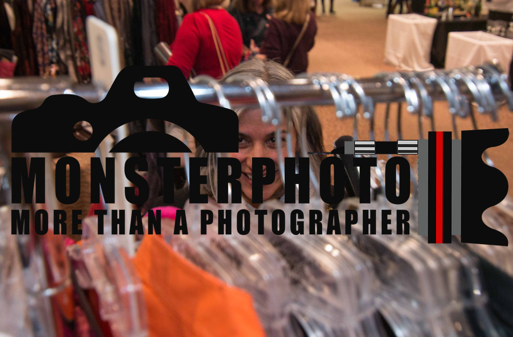 Sabina Dicindio look though a rack of blouses at the Lady's Images booth during the 3rd Annual Guilty Girls Warehouse Sale Friday, Feb. 06, 2015 at University of Delaware's Arsht Hall in Wilmington, DE.