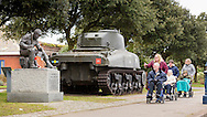 EMBARGOED 00:01 Wednesday 22nd February; 2017.<br /> <br /> Residents from Chestnut View care home pass the D-Day Museum on the seafront in Southsea, Hampshire. They are amongst the first of 100,000s of old and vulnerable people to enjoy new Out and About excursions after Oomph! announces nationwide expansion plans today (Wednesday 22nd February).<br /> Out and About tackles a lack of outings for people in care settings due to social care funding cuts. Innovative model offers economies of scale on excursion planning, transport and conductors across care settings in an area.<br /> 80 Out and About minibuses will hit the road in first year thanks to &pound;1.5million investment from Mike Parsons, Care and Wellbeing Fund and Nesta Impact Investments.<br /> Photograph by Christopher Ison &copy;<br /> 07544044177<br /> chris@christopherison.com<br /> www.christopherison.com