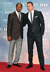 SEP 02 2013 'White House Down' Germany Premiere