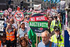 2014-6-21 March Against Austerity