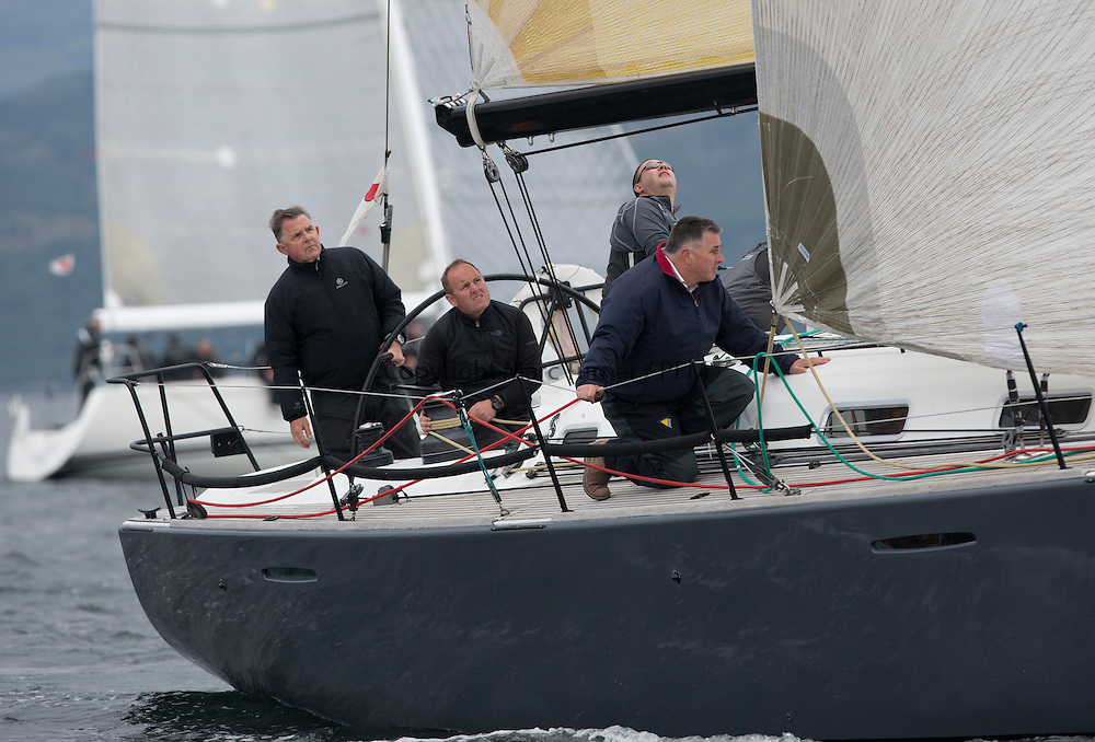 Day two of the Silvers Marine Scottish Series 2016, the largest sailing event in Scotland organised by the  Clyde Cruising Club<br /> Racing on Loch Fyne from 27th-30th May 2016<br /> <br /> GBR447R, Local Hero, Geoff &amp; Norman Howison, RGYC, Beneteau 44.7<br /> <br /> Credit : Marc Turner / CCC<br /> For further information contact<br /> Iain Hurrel<br /> Mobile : 07766 116451<br /> Email : info@marine.blast.com<br /> <br /> For a full list of Silvers Marine Scottish Series sponsors visit http://www.clyde.org/scottish-series/sponsors/