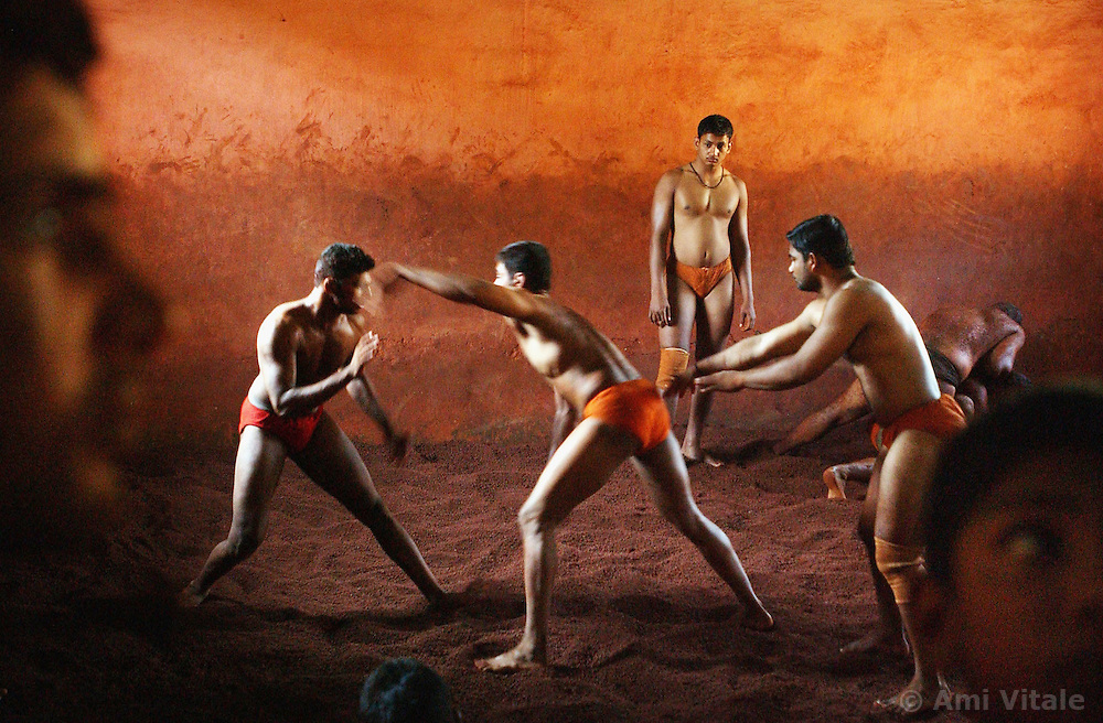 Ancient Sport Of Mud Wrestling Survives In India